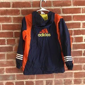 Vintage 90s Adidas Pullover Hoodie